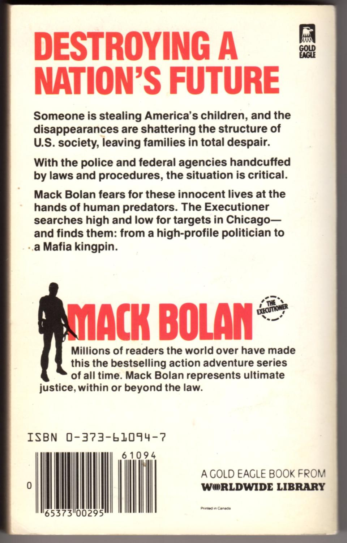 MACK BOLAN: SAVE THE CHILDREN