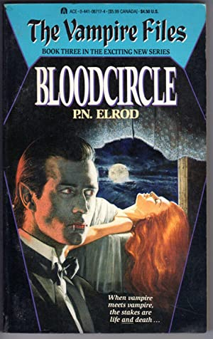 BLOODCIRCLE (The Vampire Files: Book Three)
