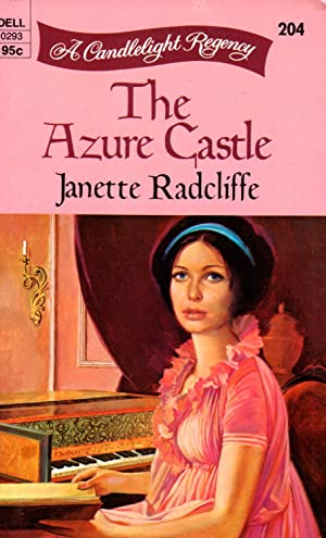 The Azure Castle (A Candlelight Regency #204)