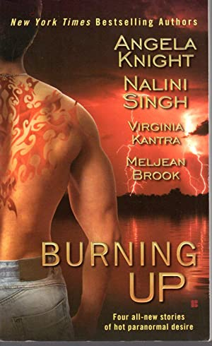 BURNING UP - Blood and Roses; Whisper: Knight, Angela; Singh,