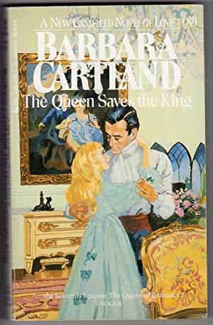 Queen Saves the King (Camfield Novels of Love)