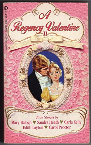 A Regency Valentine II: A Waltz Among the Stars; The Midsummer Valentine, The Light Within, The L...