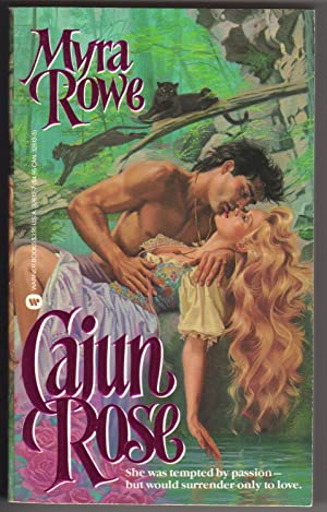 Cajun Rose - SIGNED BY AUTHOR