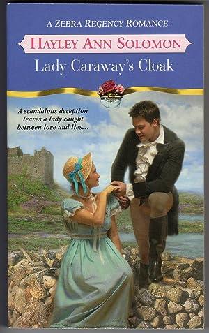 Lady Caraway's Cloak (Zebra Regency Romance): Solomon, Hayley Ann