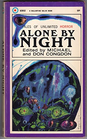 ALONE BY NIGHT - Tales of Unlimited Horror