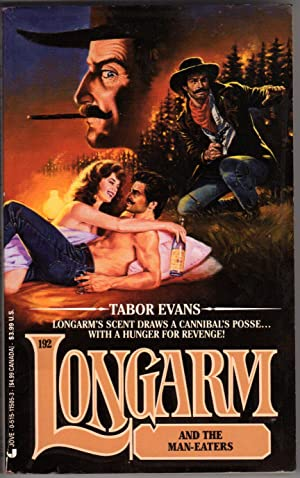 LONGARM AND THE MAN-EATERS , #192: Evans, Tabor