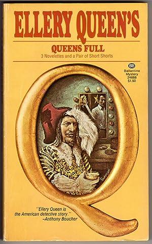 QUEEN'S FULL: Queen, Ellery
