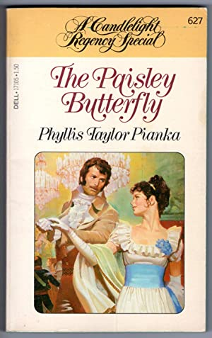 The Paisley Butterfly - A Candlelight Regency Special # 627