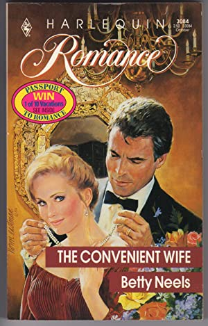 The Convenient Wife - Harlequin Romance #3084
