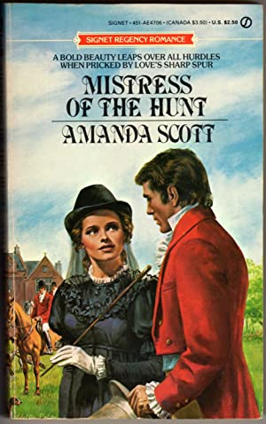 Mistress of the Hunt - Signed By Author