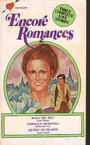 QUEEN OF HEARTS; ROSA DEL RIO; EMERALD: Castle, Jayne; Brent,