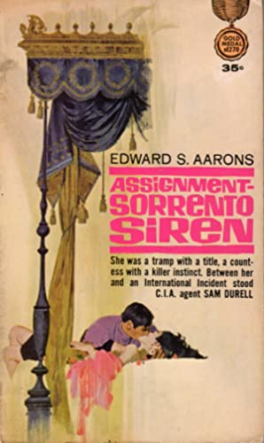 ASSIGNMENT-SORRENTO SIREN: Aarons, Edward S.