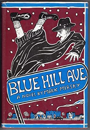 Blue Hill Avenue (Ave.)