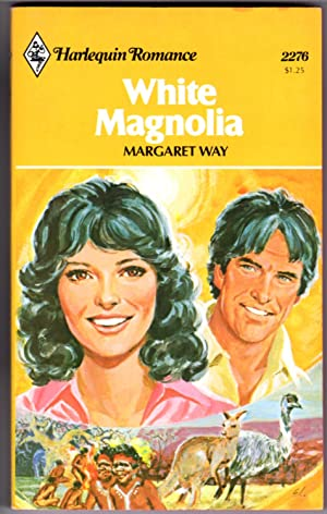 WHITE MAGNOLIA: Way, Margaret