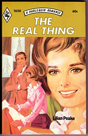 THE REAL THING: Peake, Lillian