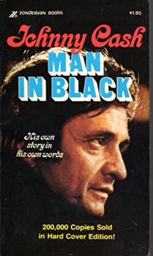 MAN IN BLACK: Cash, Johnny