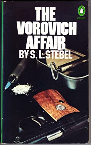 THE VOROVICH AFFAIR (Signed By Author)