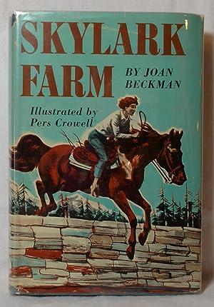 SKYLARK FARM: Beckman, Joan