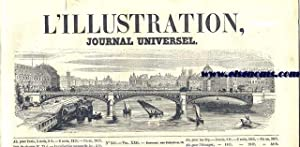 L' Illustration. Journal Universel.-3 Décemb. 1853.-SOMMAIRE: Histoire: ILLUSTRATION (L').-