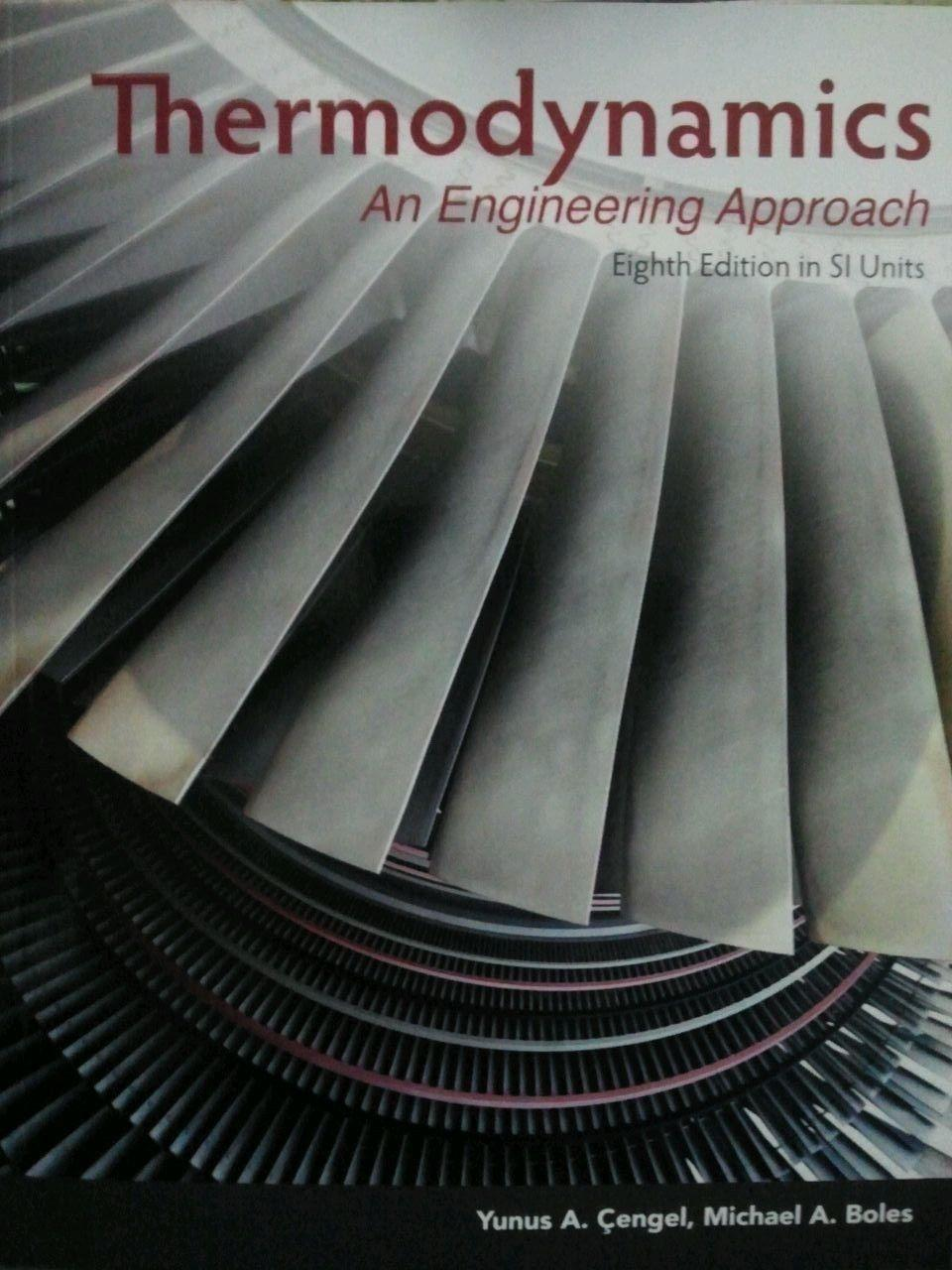 thermodynamics an engineering approach th international edition thermodynamics an engineering approach 8th international edition brand new paperback cengel
