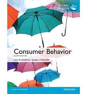 Consumer Behavior (11th Global Edition) - Brand: Leon G. Schiffman;Joseph