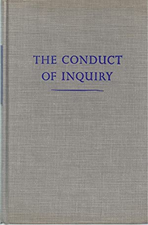 The Conduct of Inquiry Methodology for Behavioral Science