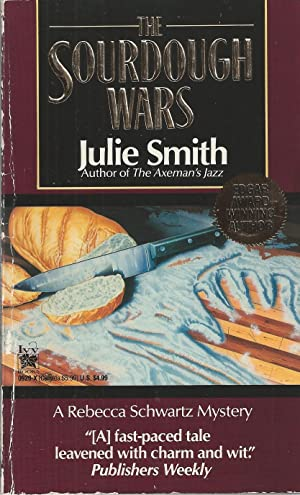 Sourdough Wars, The A Rebecca Schwartz Mystery
