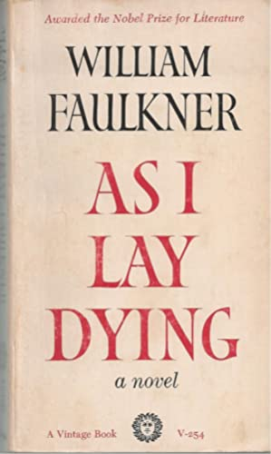 a literary analysis of as i lay dying by william faulkner