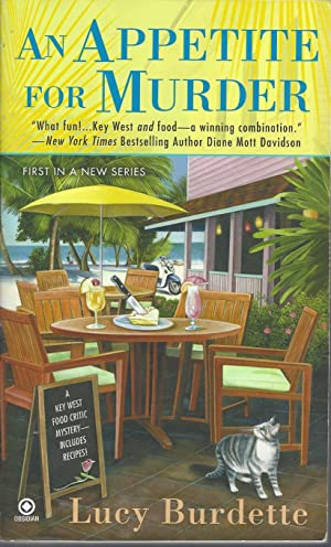 An Appetite for Murder A Key West Food Critic Mystery, Volume 1