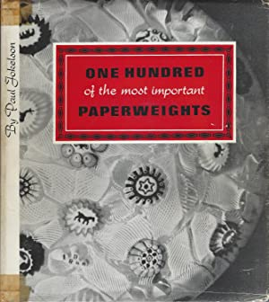 One Hundred Of The Most Important Paperweights **signed **