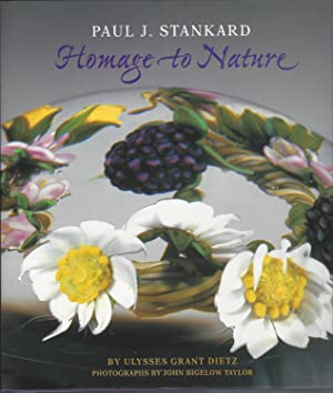 Paul J. Stankard: Homage To Nature Signard by Stankard