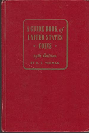 1962 A Guide Book Of United States Coins