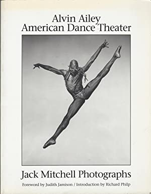 Alvin Ailey American Dance Theater Jack Mitchell Photographs