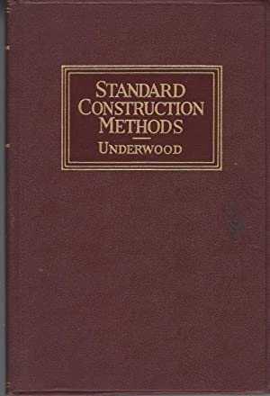 Standard Construction Methods, 2nd Editions