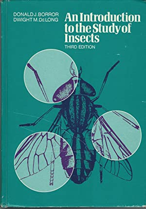 Introduction To The Study Of Insects, 3rd Edition
