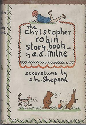 Christopher Robin Story Book: From When We: Milne A. A.