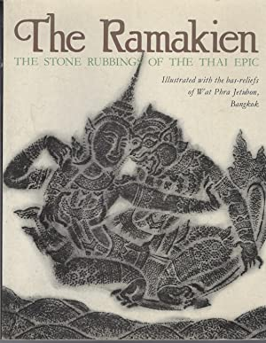 Ramakien: The Stone Rubbing Of The Thai Epic