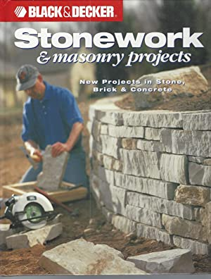 Stonework & Masonry Projects New Projects In Stone, Brick & Concrete
