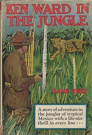 Ken Ward In The Jungle: Grey Zane