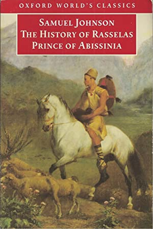 History Of Rasselas, The Prince Of Abissinia