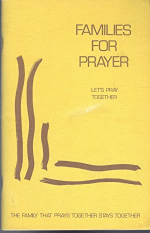 Families For Prayer Lets Pray Together: Peyton Patrick Father