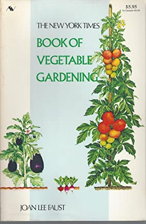 New York Times Book of Vegetable Gardening
