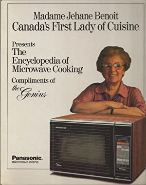 Encyclopedia of Microwave Cooking: Meats & Sauces,Soups: Benoit Madame Jehane