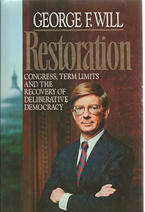 Restoration Congress, Term Limits and the Recovery of Deliberative Democracy