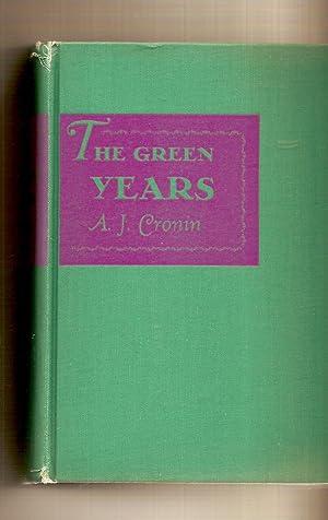 Green Years, The: Cronin A. J.