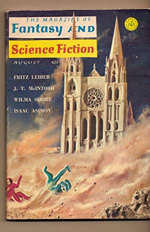 Magazine Of Fantasy And Science Fiction, August, 1964 Volume 27, No.2
