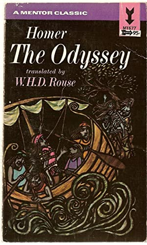 Odyssey, The: Homer, translated by