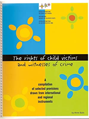 Rights Of Child Victims And Witness Of Crime