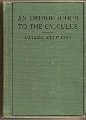 An Introduction To The Calculus