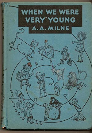 When We Were Very Young: Milne A. A.